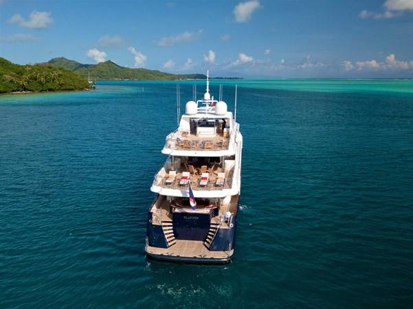 Stern  2007 RICHMOND YACHTS Tri-Deck M/Y Motor Yacht 2514707