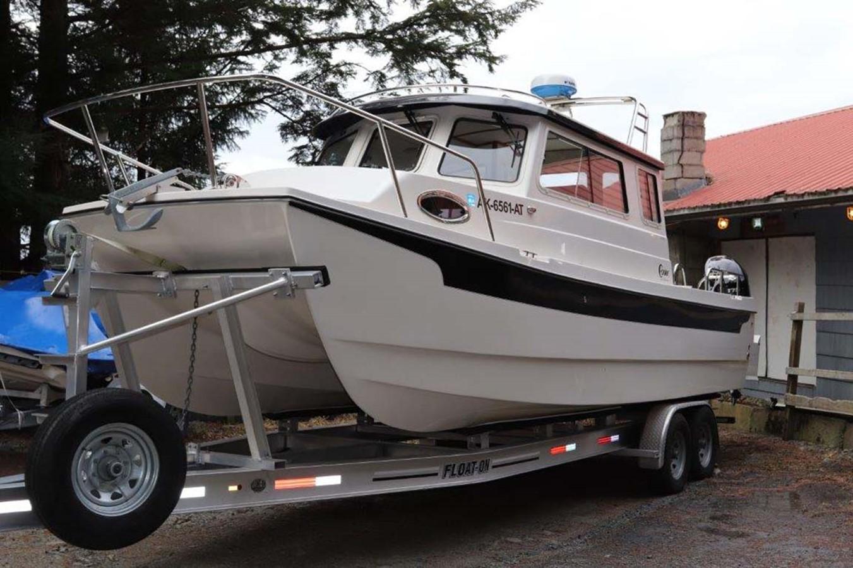 2017 C-DORY TomCat Catamaran 2686391