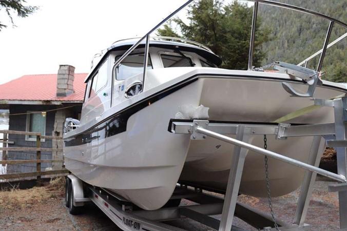 2017 C-Dory TomCat Catamaran 2686392