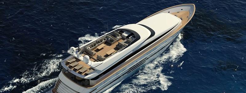2020 CANTIERI DI PISA AKHIR Motor Yacht 2515507