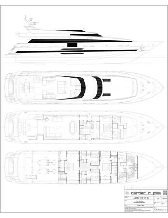 2020 CANTIERI DI PISA AKHIR Motor Yacht 2530889