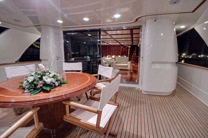 2001 CUSTOM LINE Navetta 30 Motor Yacht 2515598
