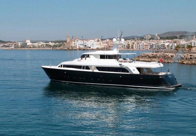 2001 CUSTOM LINE Navetta 30 Motor Yacht 2515735