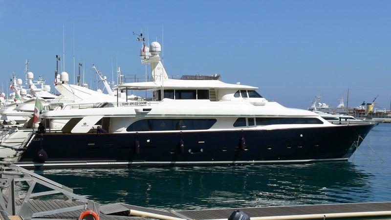 2001 CUSTOM LINE Navetta 30 Motor Yacht 2515736