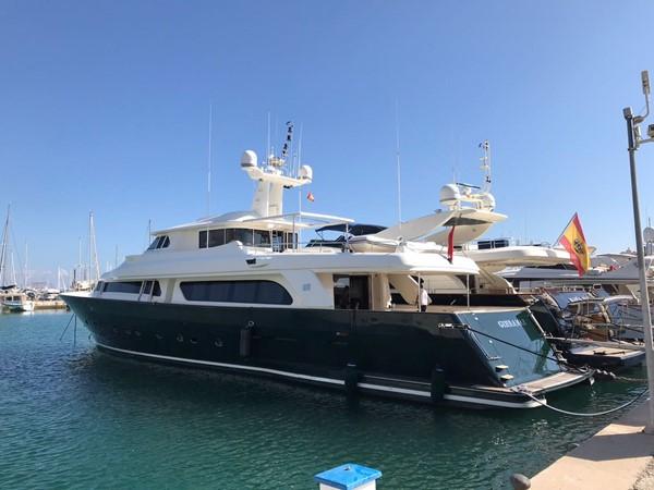 2001 CUSTOM LINE Navetta 30 Motor Yacht 2515737