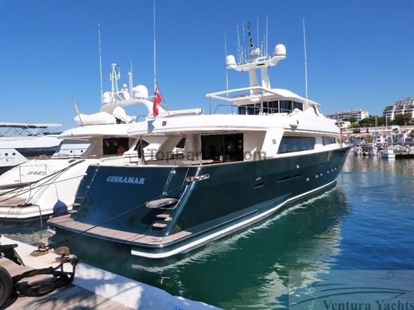 2001 CUSTOM LINE Navetta 30 Motor Yacht 2515738
