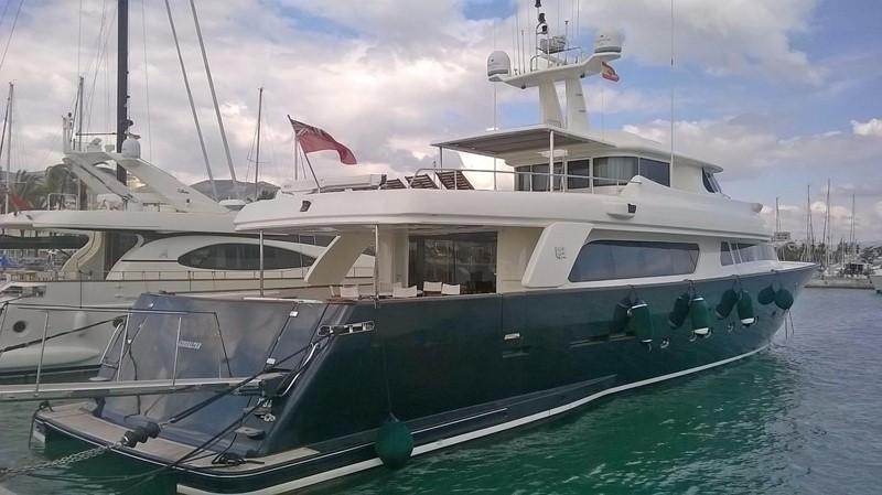 2001 CUSTOM LINE Navetta 30 Motor Yacht 2515739