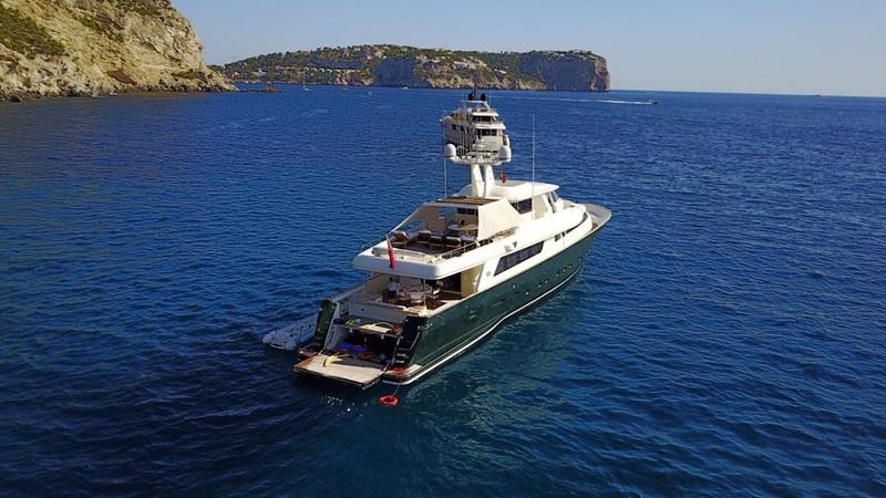 2001 CUSTOM LINE Navetta 30 Motor Yacht 2515740