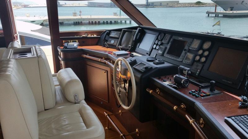 2001 CUSTOM LINE Navetta 30 Motor Yacht 2515750