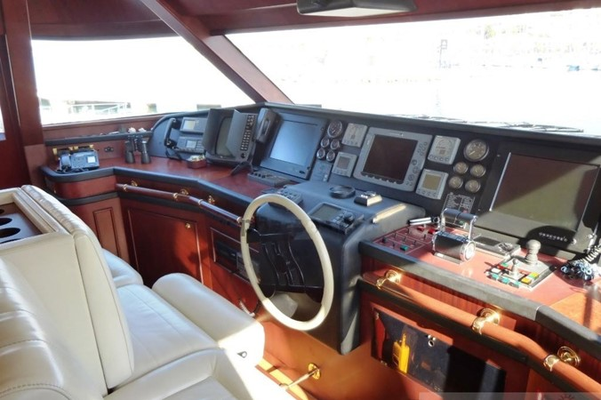 2001 CUSTOM LINE Navetta 30 Motor Yacht 2515751