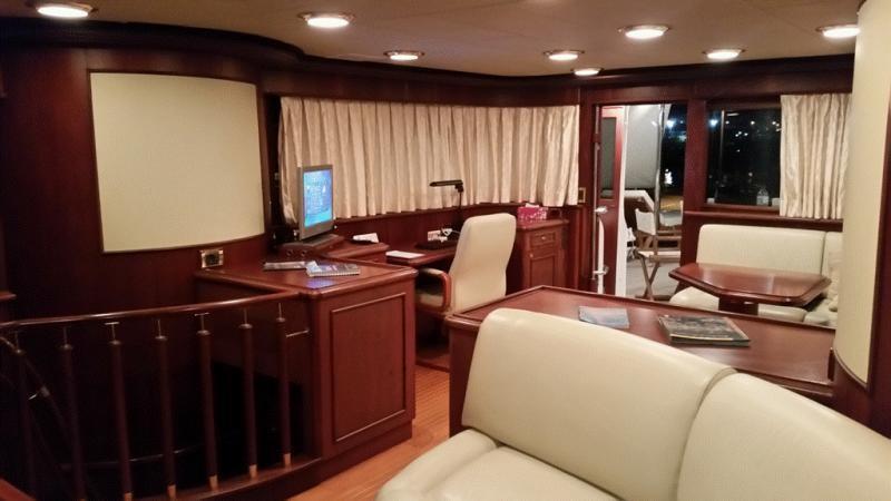 2001 CUSTOM LINE Navetta 30 Motor Yacht 2515754