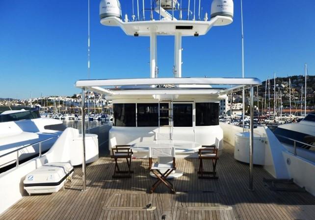 2001 CUSTOM LINE Navetta 30 Motor Yacht 2515759