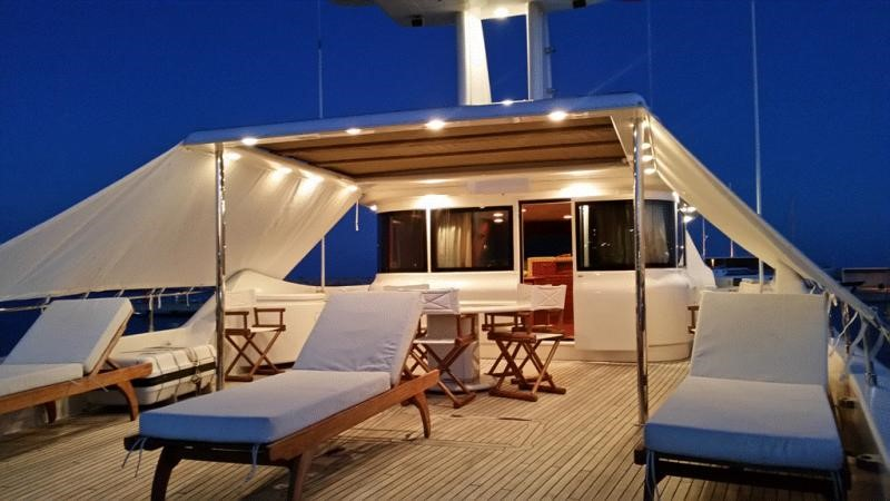 2001 CUSTOM LINE Navetta 30 Motor Yacht 2515761