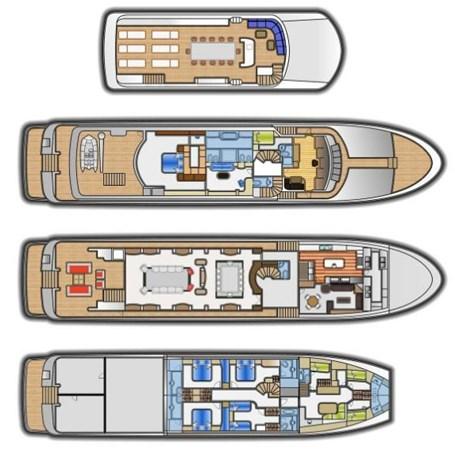 2008 DERELI  Motor Yacht 2515709