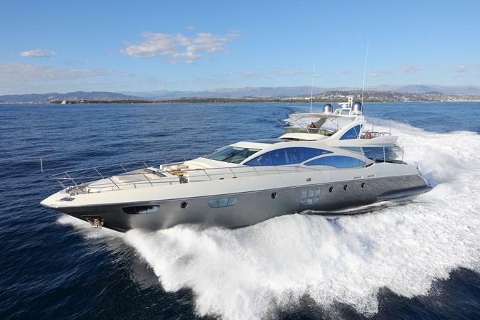 Azimut 103S M/Y OXYGEN 2008 AZIMUT 103S Motor Yacht 2515773