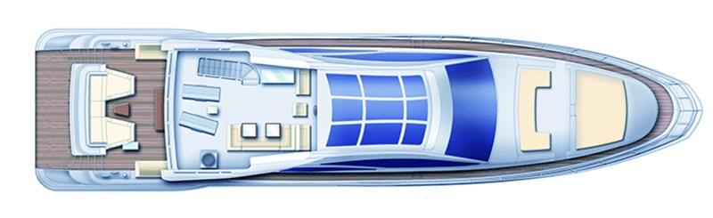Azimut-103S_OXYGEN_Upper-Deck 2008 AZIMUT 103S Motor Yacht 2515911