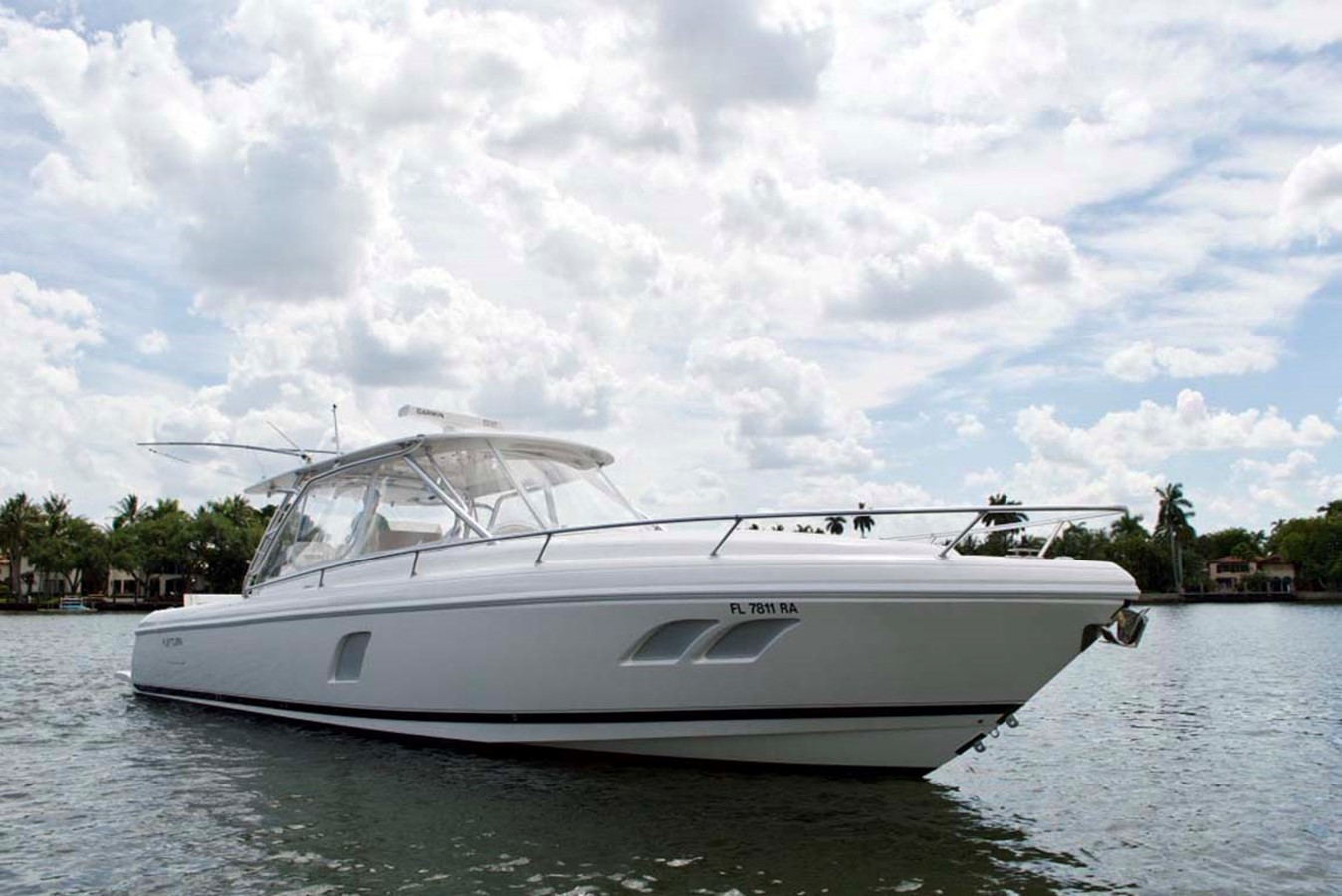 Starboard Profile 2016 INTREPID 400 Cuddy Cruiser 2515775