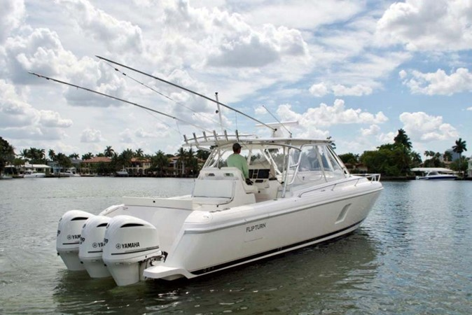 Starboard Profile 2016 INTREPID 400 Cuddy Cruiser 2515776