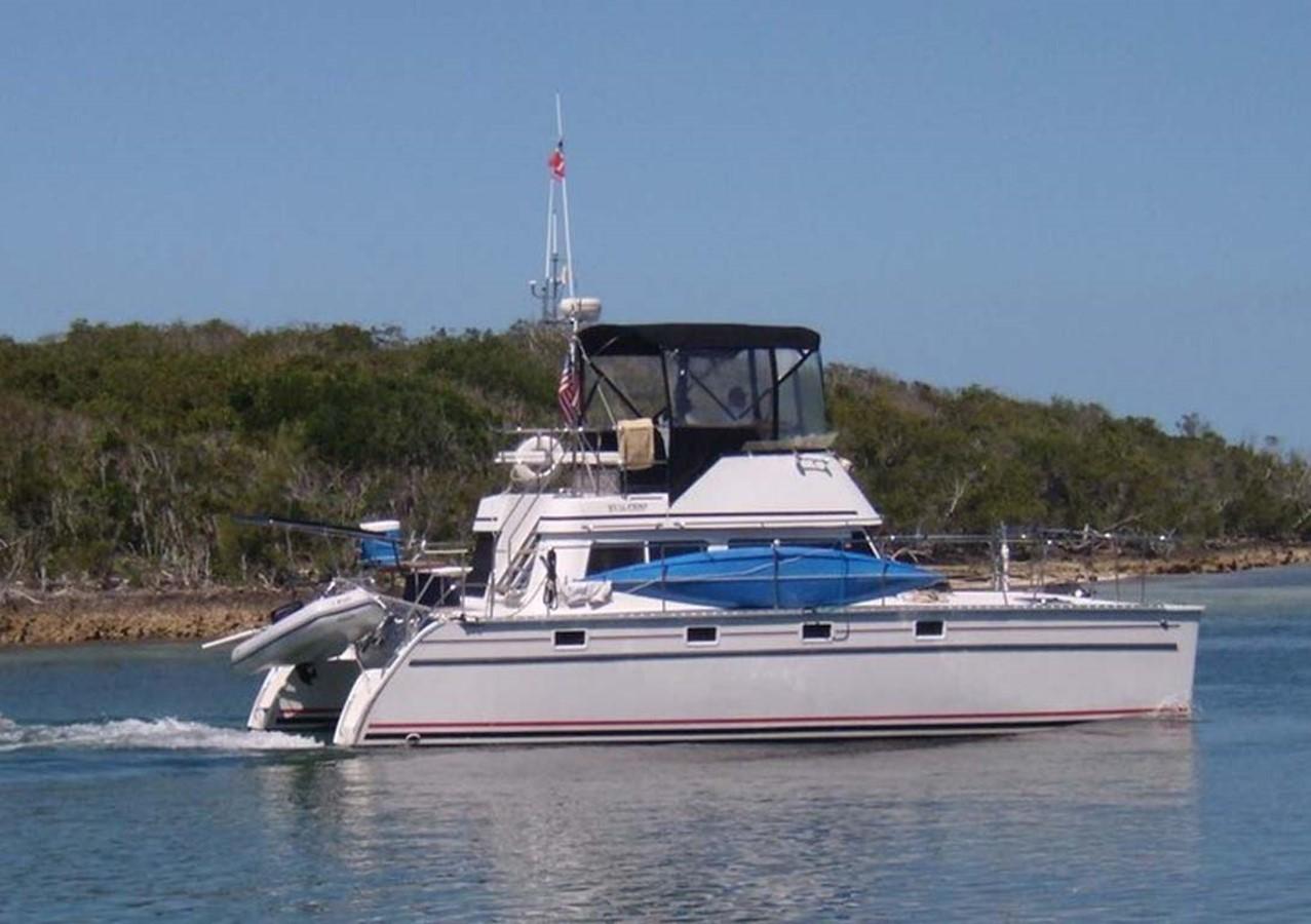 2003 PDQ MV 34 Catamaran 2515989