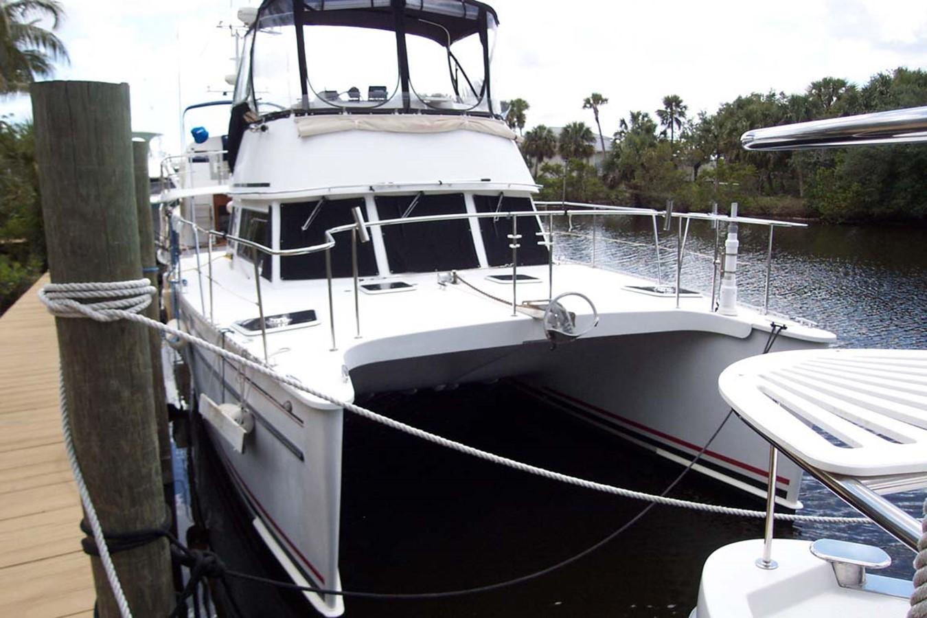 2003 PDQ MV 34 Catamaran 2515991