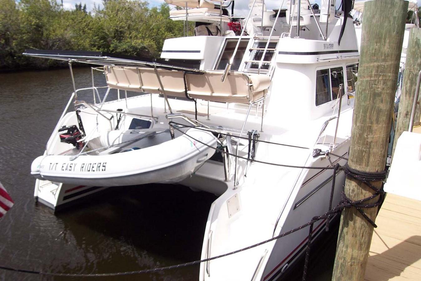 2003 PDQ MV 34 Catamaran 2515998