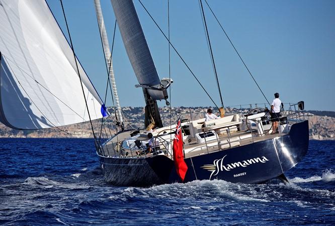 2015 OY NAUTOR AB Swan 115 Cruising/Racing Sailboat 2516350