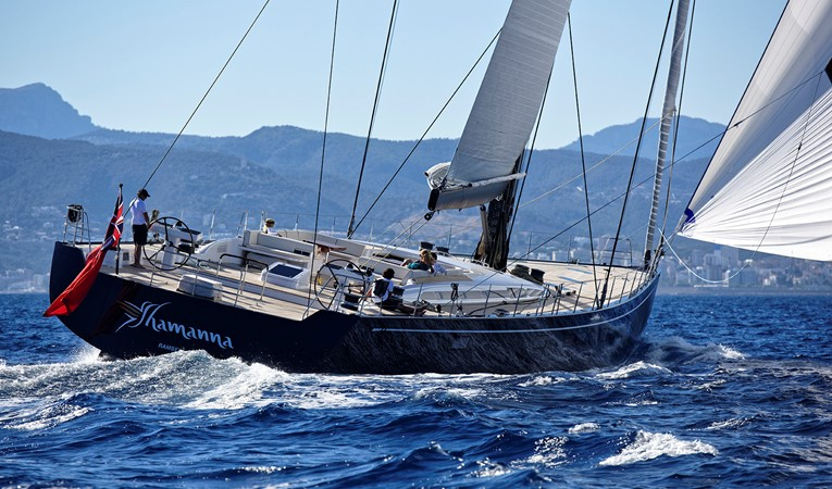 2015 OY NAUTOR AB Swan 115 Cruising/Racing Sailboat 2516351
