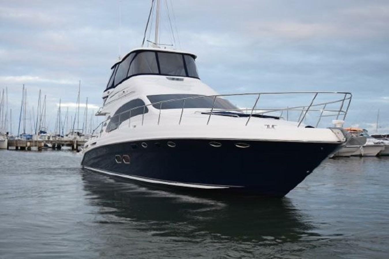 2006 SEA RAY 58 Sedan Bridge Motor Yacht 2516622