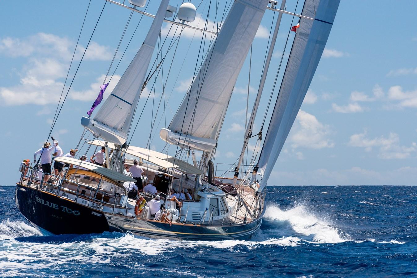 Under Sail 1998 ALLOY Sailing Ketch Cruising Ketch 2516619