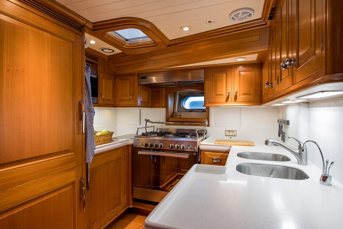 Galley 1998 ALLOY Sailing Ketch Cruising Ketch 2516603