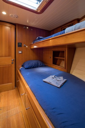 Crew Cabin 1998 ALLOY Sailing Ketch Cruising Ketch 2516607