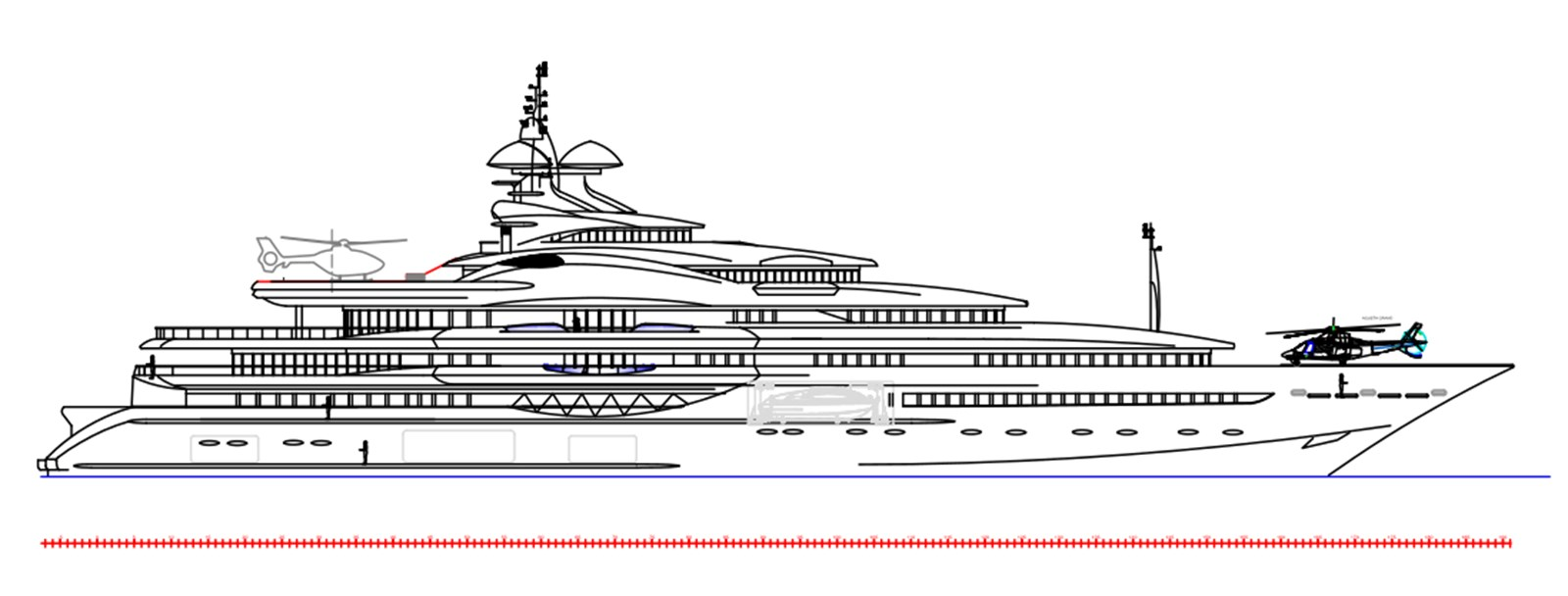 2023 BREMER VULKAN AG  Mega Yacht 2516860