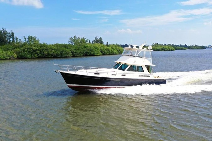Twilight Traveler 2011 SABRE YACHTS 54 Flybridge Cruiser 2757760