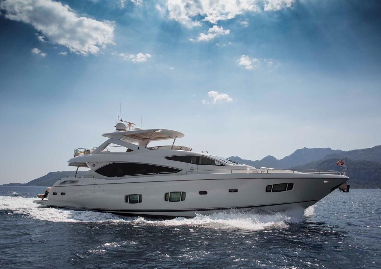 UNIQUE NAZ yacht for sale