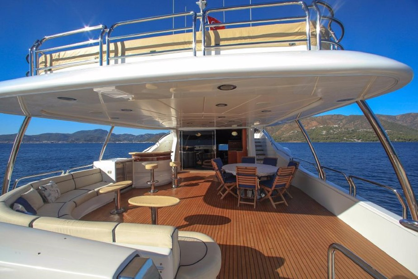 2006 BENETTI TRADITION Motor Yacht 2519176