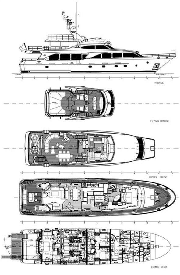 2006 BENETTI TRADITION Motor Yacht 2519188