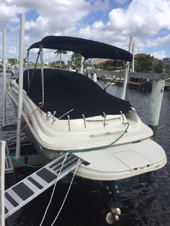 2006 SEA RAY 240 Sundeck Deck Boat 2519537