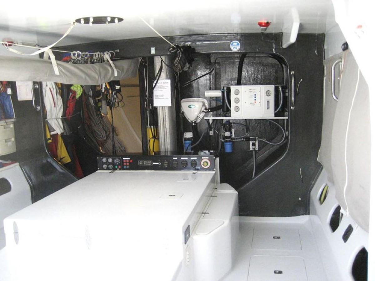 1989 CUSTOM Whitbread Maxi 81 Racing Sailboat 2521147