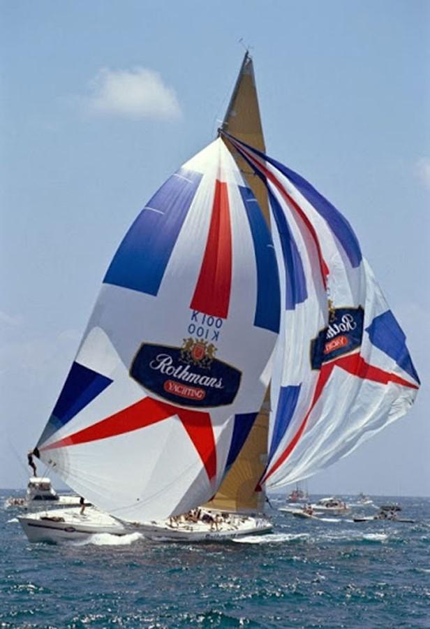 1989 CUSTOM Whitbread Maxi 81 Racing Sailboat 2521156