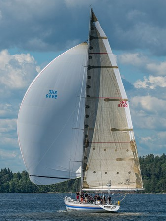 1989 CUSTOM Whitbread Maxi 81 Racing Sailboat 2521155