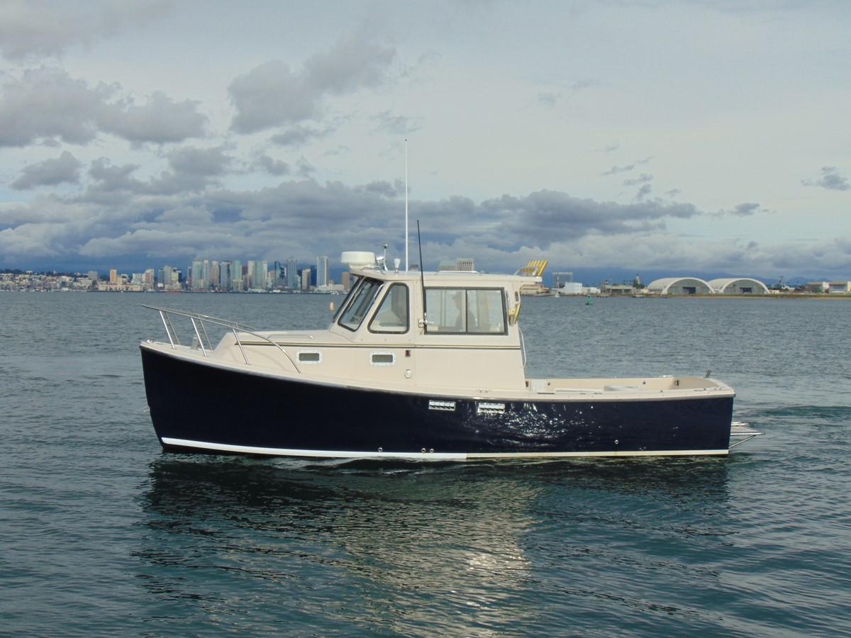 2000 ATLAS BOAT WORKS  Sport Fisherman 2521450