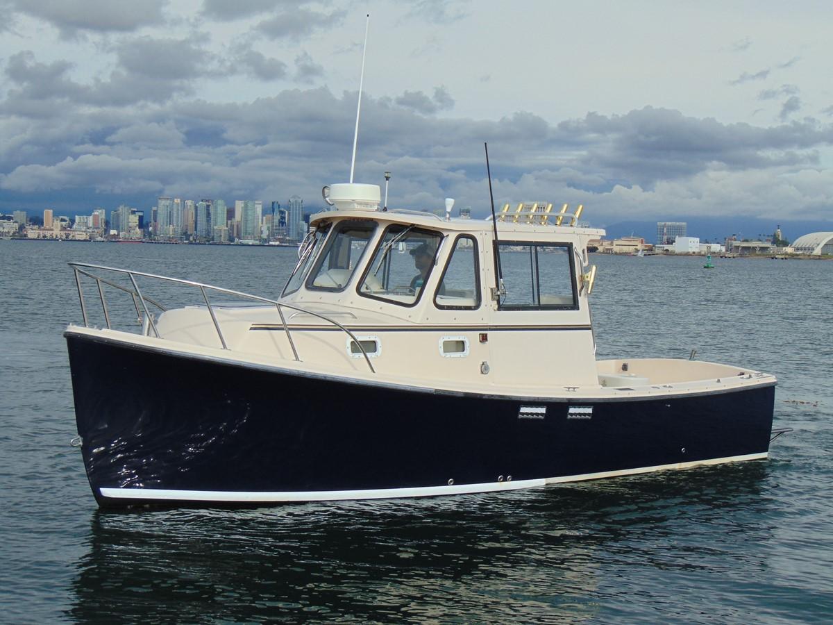 2000 ATLAS BOAT WORKS  Sport Fisherman 2521458