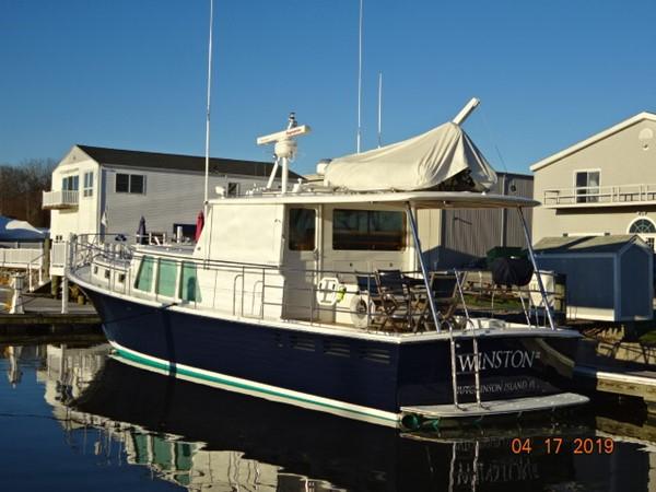 1997 DETTLING YACHTS Motor Yacht Motor Yacht 2523965