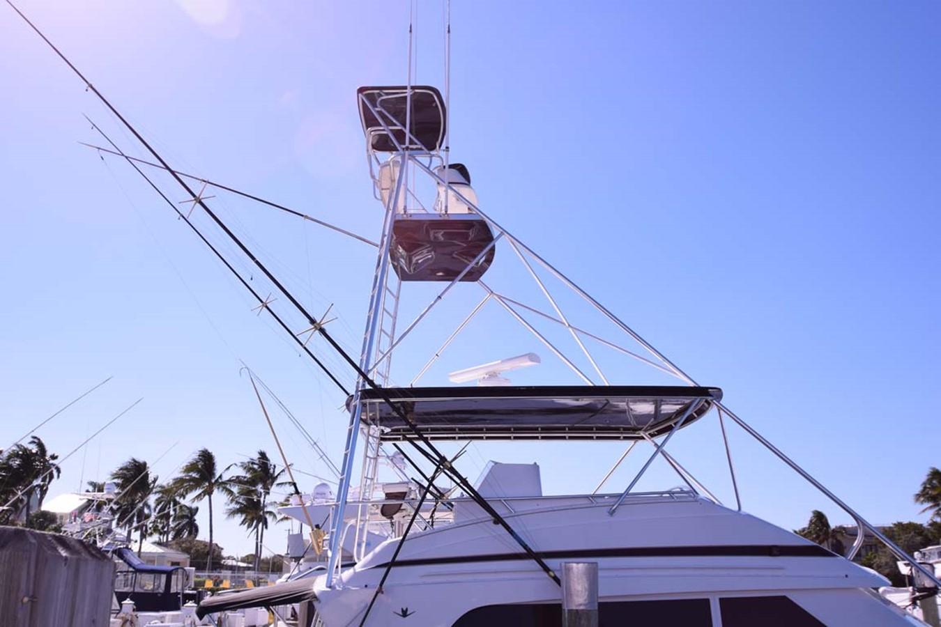 Tuna Tower 1998 BERTRAM 60 Convertible Sport Fisherman 2531922