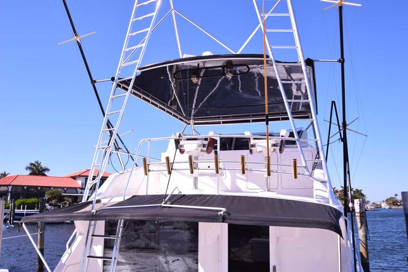 Tuna Tower 1998 BERTRAM 60 Convertible Sport Fisherman 2531924