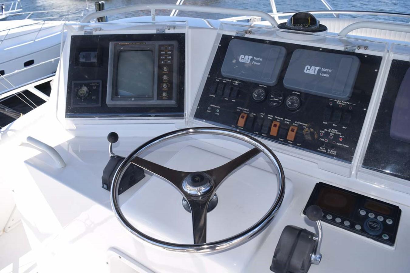 1998 BERTRAM 60 Convertible Sport Fisherman 2531942