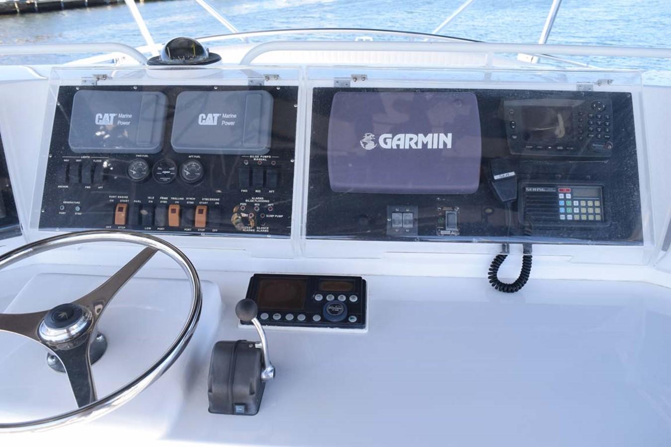 1998 BERTRAM 60 Convertible Sport Fisherman 2531944