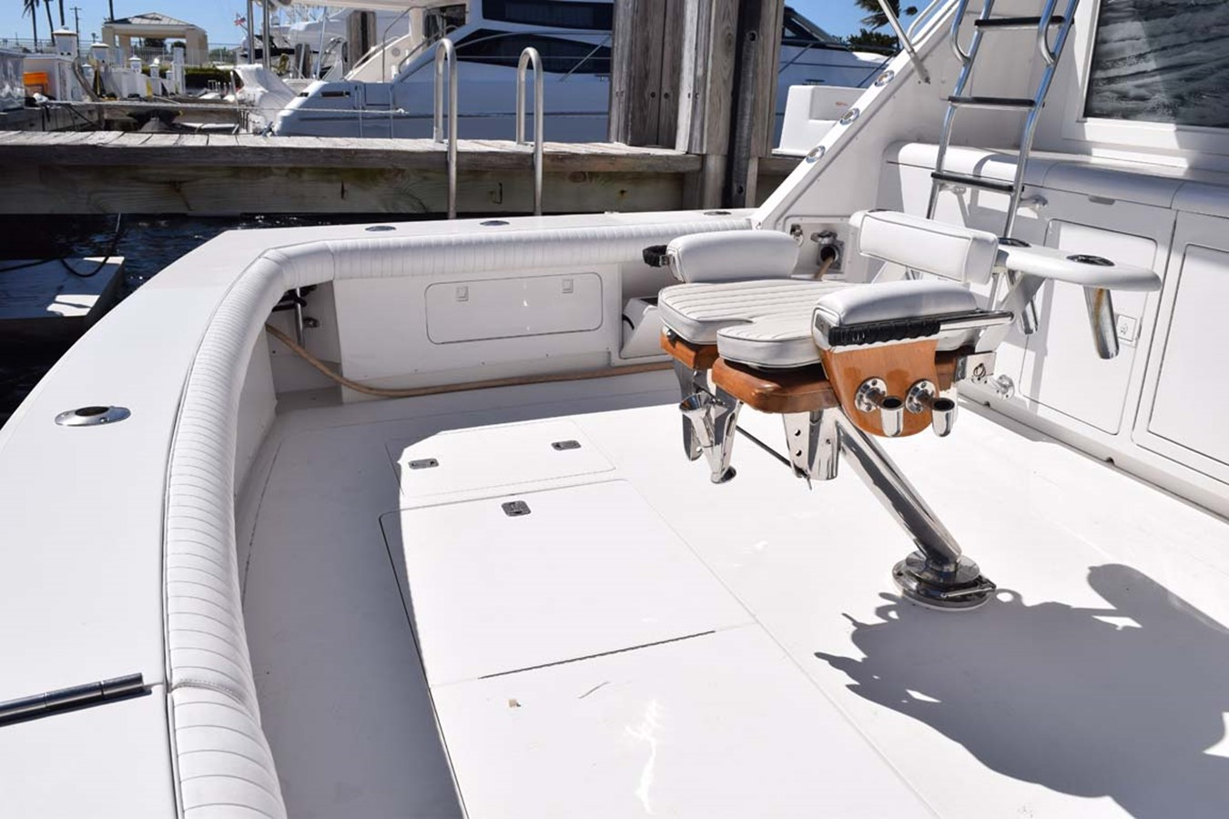 1998 BERTRAM 60 Convertible Sport Fisherman 2531957