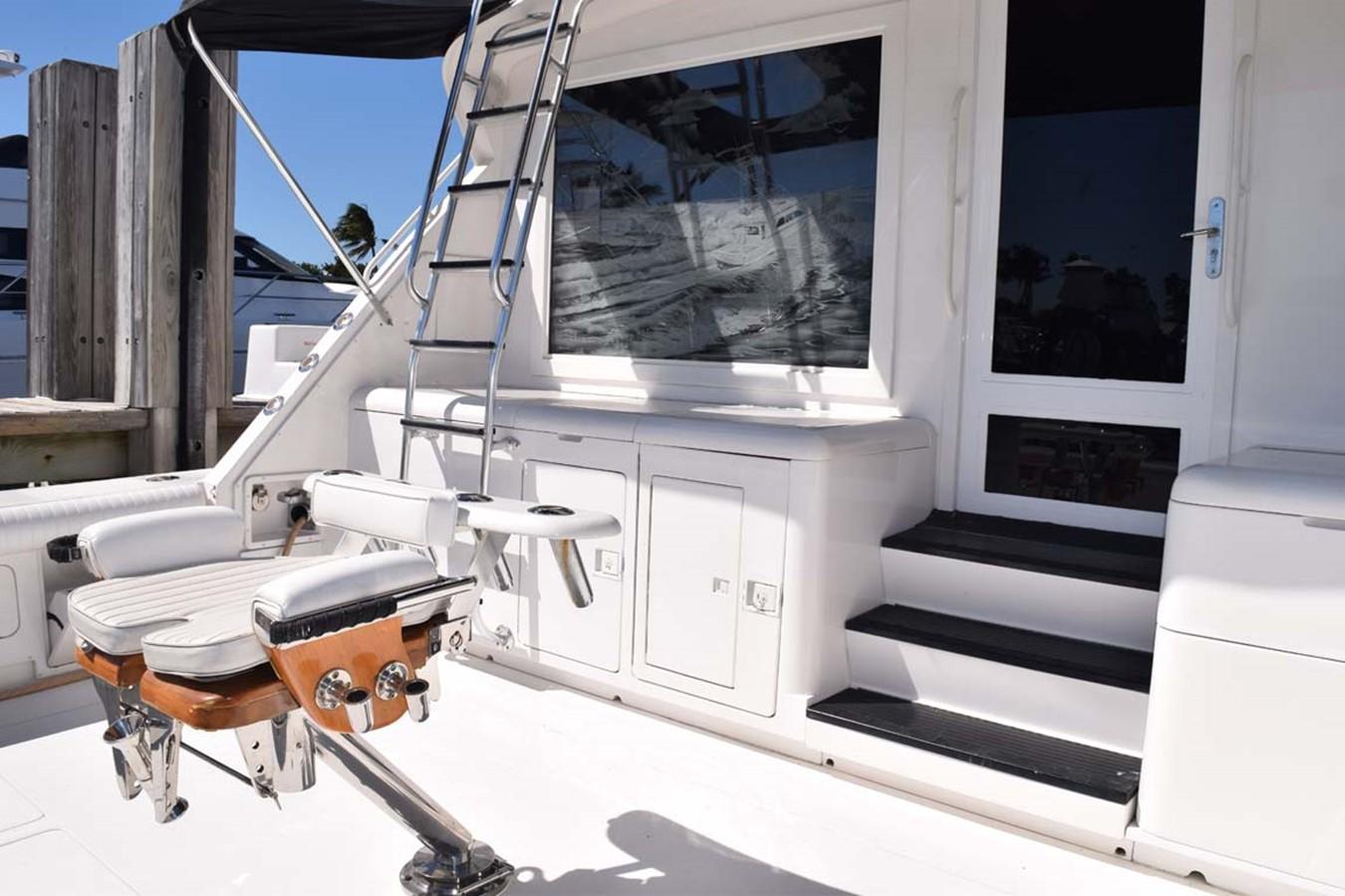 1998 BERTRAM 60 Convertible Sport Fisherman 2531958