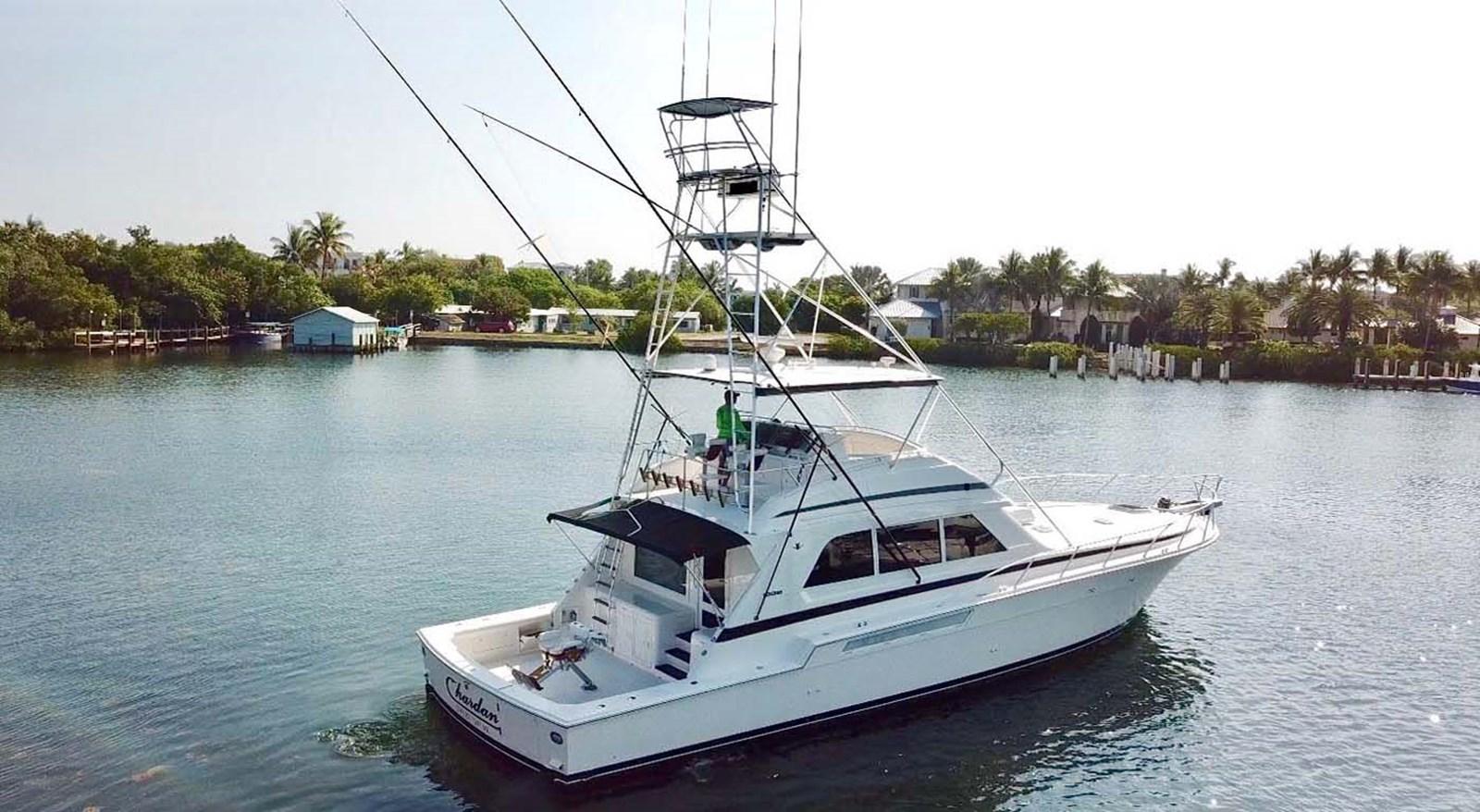 Main Profile 1998 BERTRAM 60 Convertible Sport Fisherman 2700105